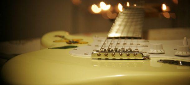 C melodic minor – Guitar diagrams and backing tracks